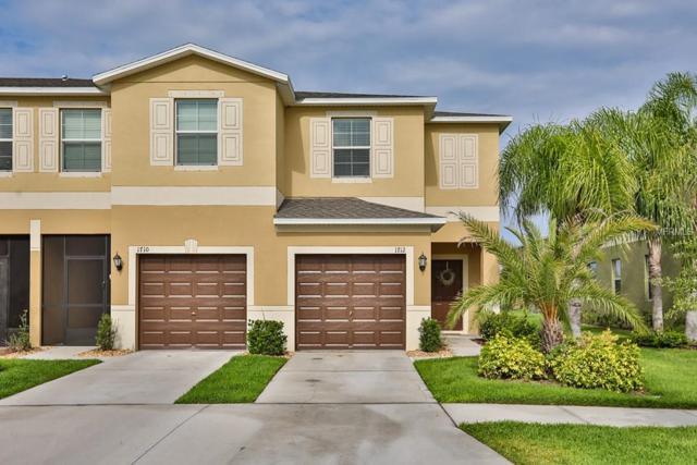1712 Ivory Goose Place, Ruskin, FL 33570 (MLS #T3102785) :: The Duncan Duo Team
