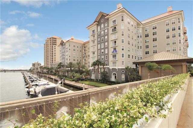700 S Harbour Island Boulevard #240, Tampa, FL 33602 (MLS #T3102787) :: Griffin Group