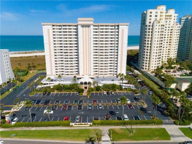 1230 Gulf Boulevard #603, Clearwater Beach, FL 33767 (MLS #T3102962) :: The Duncan Duo Team
