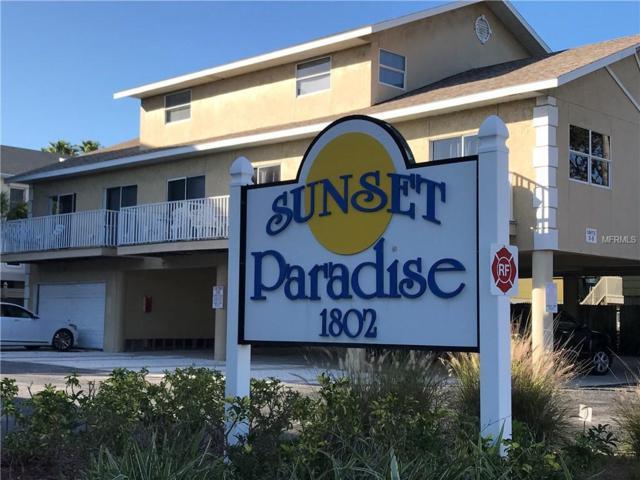 1802 Gulf Boulevard #6, Indian Rocks Beach, FL 33785 (MLS #T3102994) :: Chenault Group