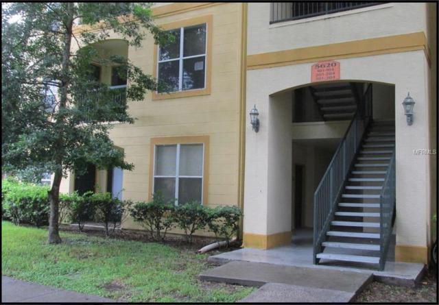 5620 Pinnacle Heights Circle #103, Tampa, FL 33624 (MLS #T3103066) :: The Light Team