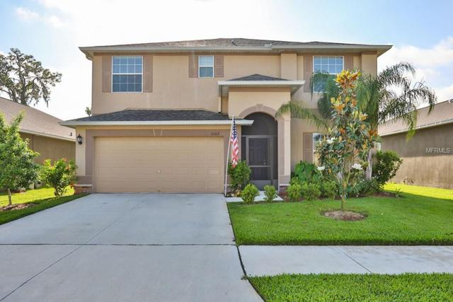 16613 Myrtle Sand Drive, Wimauma, FL 33598 (MLS #T3103206) :: The Duncan Duo Team