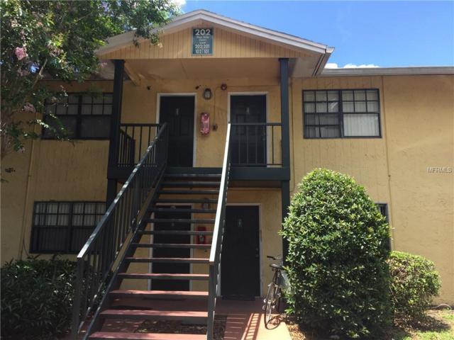 202 Pine Tulip Court #101, Tampa, FL 33612 (MLS #T3103597) :: The Duncan Duo Team