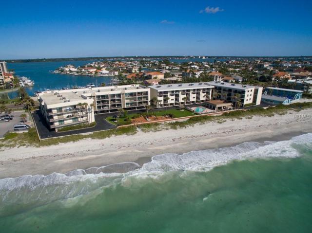 3500 Gulf Boulevard #402, Belleair Beach, FL 33786 (MLS #T3103647) :: The Duncan Duo Team