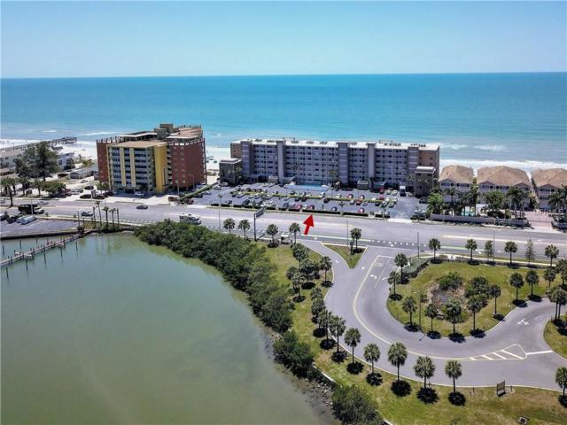 18650 Gulf Boulevard #110, Indian Shores, FL 33785 (MLS #T3103667) :: The Duncan Duo Team