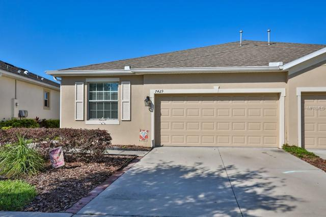 7429 Surrey Pines Drive, Apollo Beach, FL 33572 (MLS #T3104540) :: The Duncan Duo Team