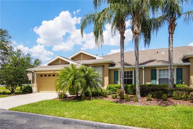 2127 Grantham Greens Drive #2127, Sun City Center, FL 33573 (MLS #T3104600) :: The Duncan Duo Team