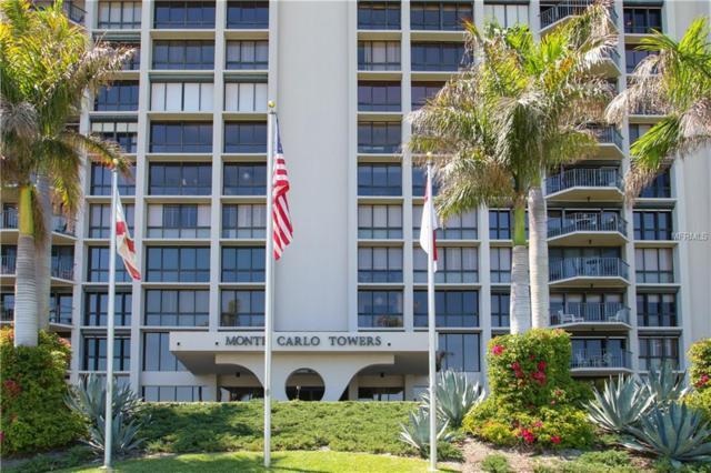 3301 Bayshore Boulevard 708B, Tampa, FL 33629 (MLS #T3105368) :: The Duncan Duo Team