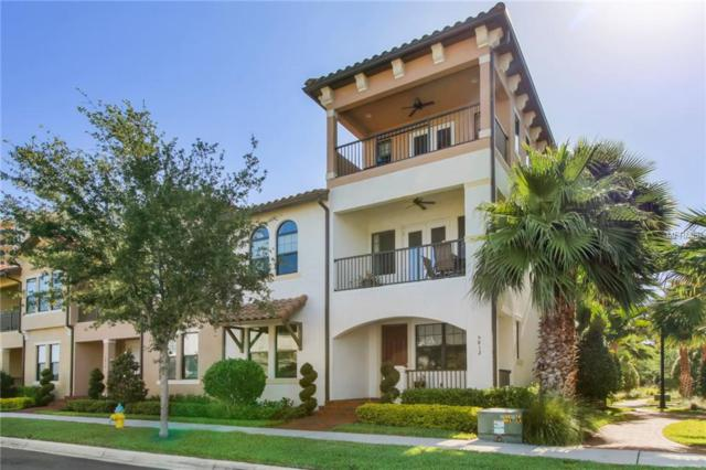 5812 Yeats Manor Drive #6, Tampa, FL 33616 (MLS #T3105448) :: The Duncan Duo Team