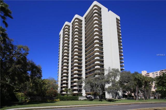 2413 Bayshore Boulevard #1503, Tampa, FL 33629 (MLS #T3105677) :: The Duncan Duo Team
