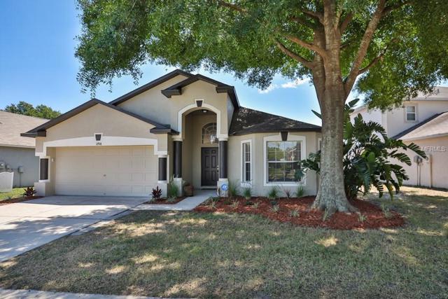 12918 Kings Lake Drive, Gibsonton, FL 33534 (MLS #T3106385) :: Team Pepka