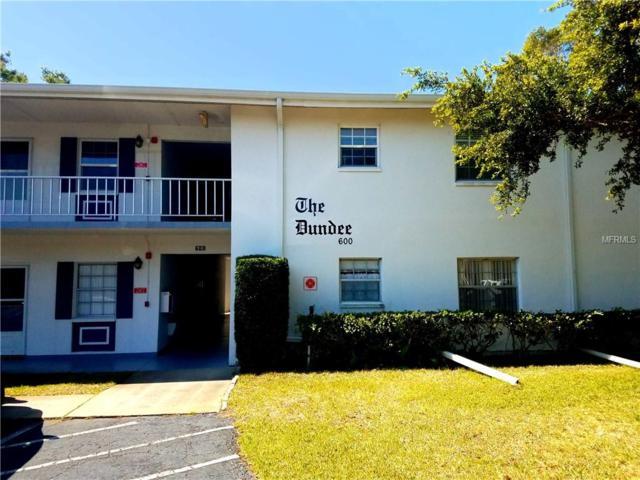 600 Glennes Lane #209, Dunedin, FL 34698 (MLS #T3106698) :: The Duncan Duo Team