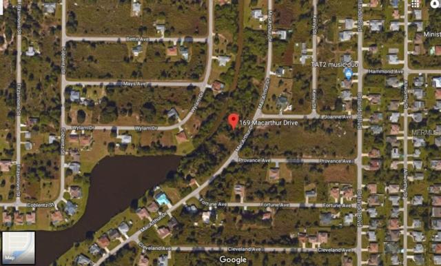 169 Macarthur Drive, Port Charlotte, FL 33954 (MLS #T3106803) :: The Duncan Duo Team