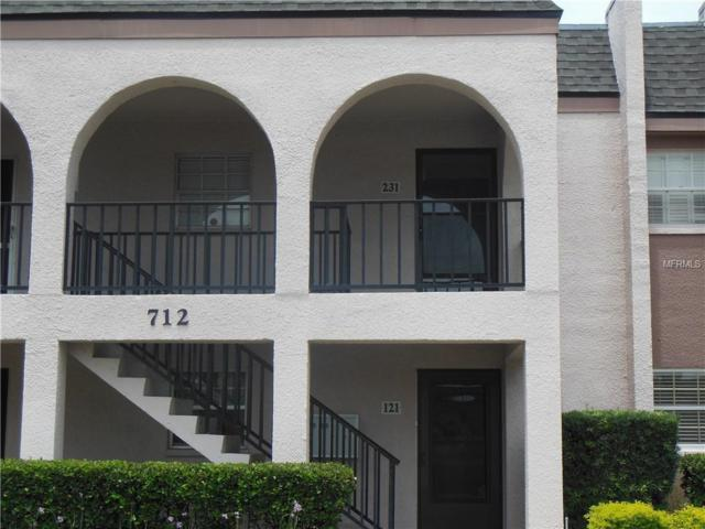 712 Oakgrove Drive 231E, Brandon, FL 33510 (MLS #T3107110) :: Team Bohannon Keller Williams, Tampa Properties