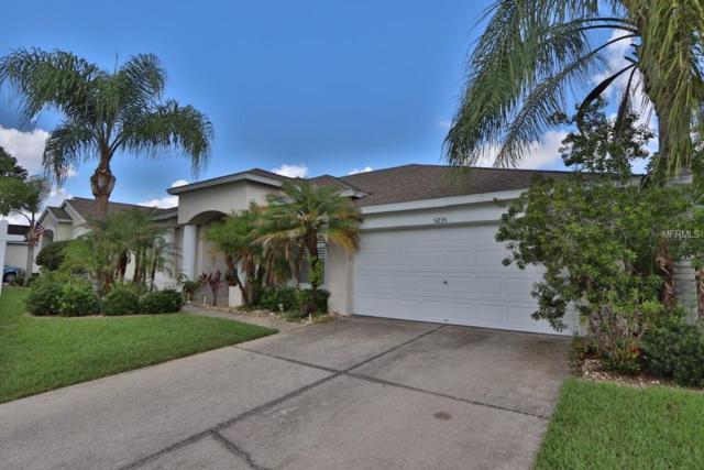 5235 Strike The Gold Lane, Wesley Chapel, FL 33544 (MLS #T3107367) :: Team Bohannon Keller Williams, Tampa Properties