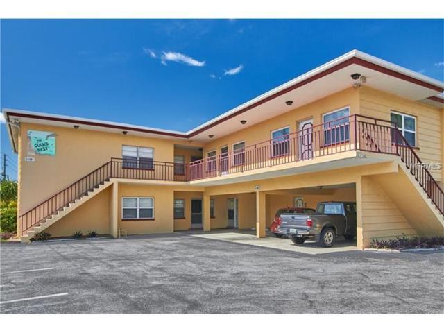 11701 1ST Street E #1, Treasure Island, FL 33706 (MLS #T3107633) :: Baird Realty Group