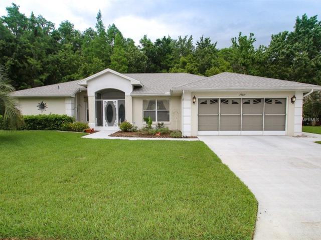 29419 Schinnecock Hills Lane, San Antonio, FL 33576 (MLS #T3107855) :: Delgado Home Team at Keller Williams