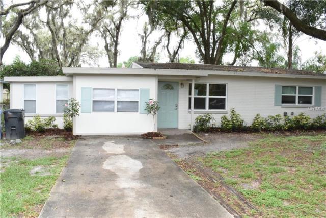 919 Hillside Drive, Lutz, FL 33549 (MLS #T3107900) :: The Duncan Duo Team