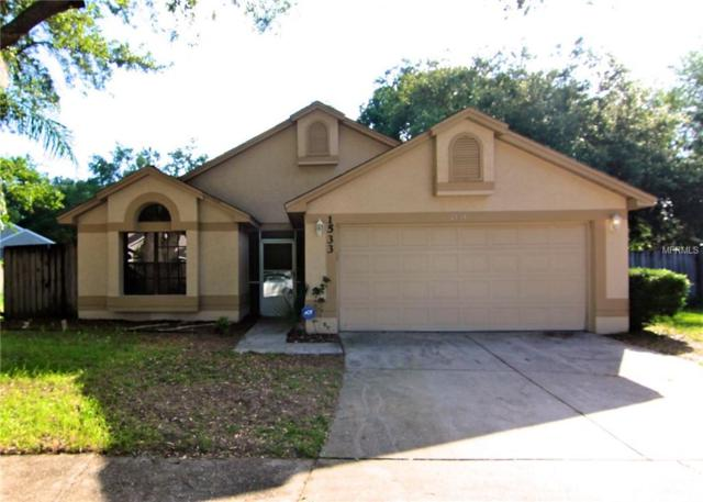1533 Coppersmith Court, Lutz, FL 33559 (MLS #T3108030) :: The Duncan Duo Team