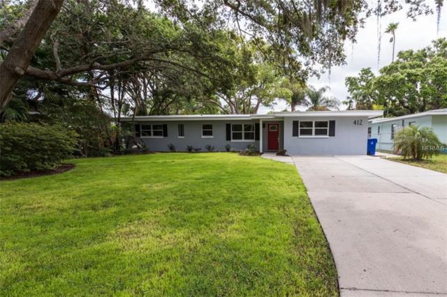 412 Mira Vista Drive, Dunedin, FL 34698 (MLS #T3108191) :: Revolution Real Estate