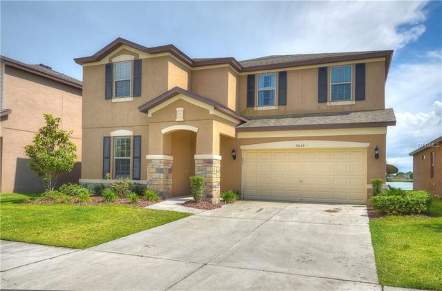 9019 Mountain Magnolia Drive, Riverview, FL 33578 (MLS #T3108505) :: The Duncan Duo Team
