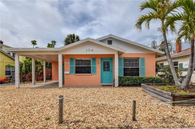104 11TH Avenue, St Pete Beach, FL 33706 (MLS #T3108589) :: Baird Realty Group