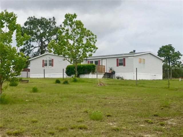 13071 Crowell Road, Brooksville, FL 34613 (MLS #T3108631) :: The Duncan Duo Team