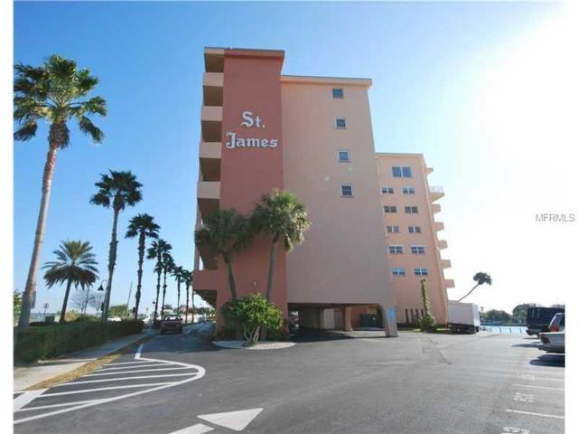 285 107TH Avenue #505, Treasure Island, FL 33706 (MLS #T3108703) :: Team Bohannon Keller Williams, Tampa Properties
