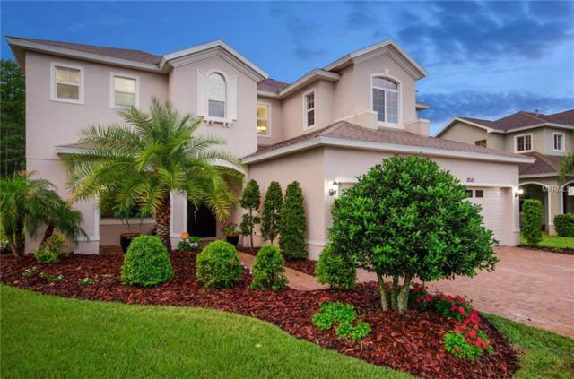8542 Eagle Brook Drive, Land O Lakes, FL 34638 (MLS #T3108737) :: Arruda Family Real Estate Team