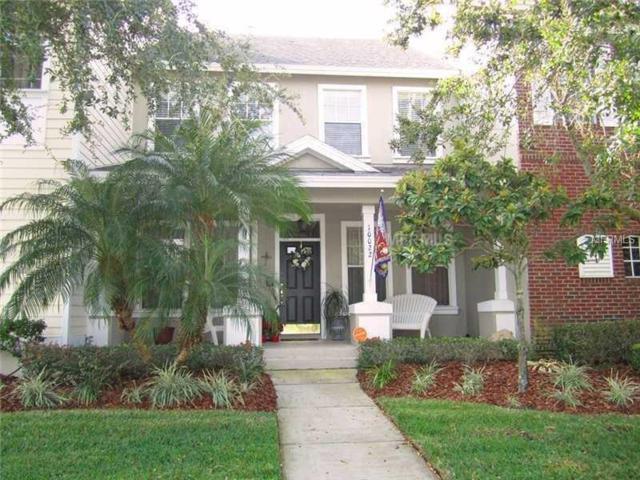 10022 New Parke Road, Tampa, FL 33626 (MLS #T3109175) :: Team Bohannon Keller Williams, Tampa Properties