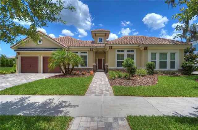 5316 Candler View Drive, Lithia, FL 33547 (MLS #T3109198) :: The Duncan Duo Team