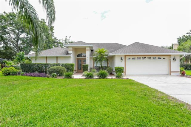 661 Hunters Run Boulevard, Lakeland, FL 33809 (MLS #T3109347) :: Lovitch Realty Group, LLC