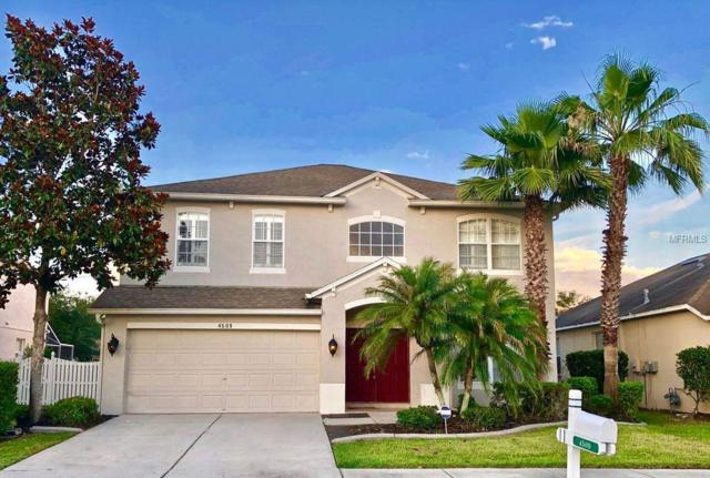 4509 Mapletree Loop, Wesley Chapel, FL 33544 (MLS #T3109356) :: Team Bohannon Keller Williams, Tampa Properties
