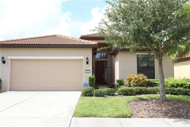 330 Laurel Falls Drive, Apollo Beach, FL 33572 (MLS #T3109506) :: Team Bohannon Keller Williams, Tampa Properties