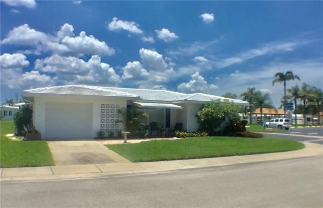 9824 Mainlands Boulevard E #4, Pinellas Park, FL 33782 (MLS #T3109590) :: OneBlue Real Estate