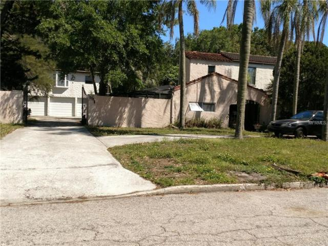 1208 Freemont Street S, Gulfport, FL 33707 (MLS #T3109663) :: The Duncan Duo Team