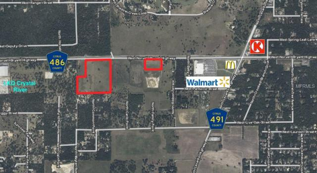 3768 W Norvell Bryant Highway, Lecanto, FL 34461 (MLS #T3109852) :: The Duncan Duo Team