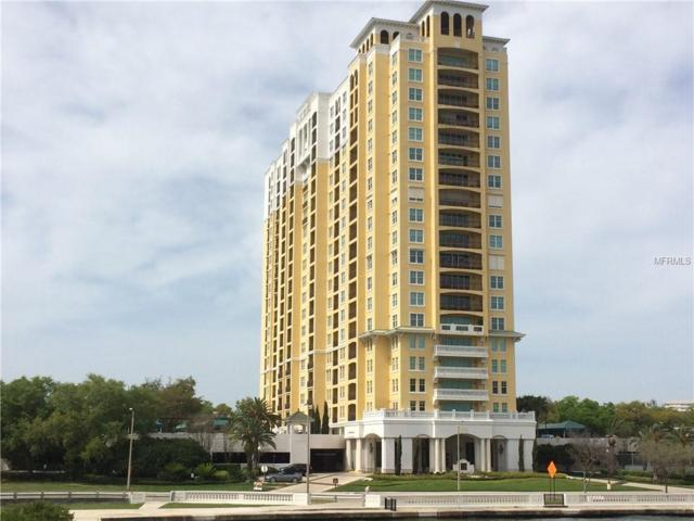 345 Bayshore Boulevard #1410, Tampa, FL 33606 (MLS #T3109884) :: KELLER WILLIAMS CLASSIC VI