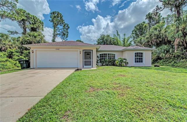 1342 Music Lane, North Port, FL 34286 (MLS #T3111194) :: The Price Group