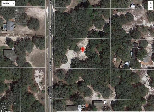 9202 Wheystone Drive, Webster, FL 33597 (MLS #T3111499) :: The Lockhart Team