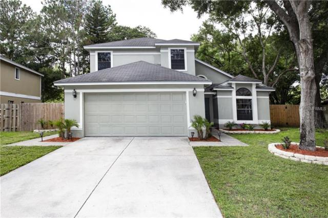 1535 Spinning Wheel Drive, Lutz, FL 33559 (MLS #T3111624) :: The Duncan Duo Team