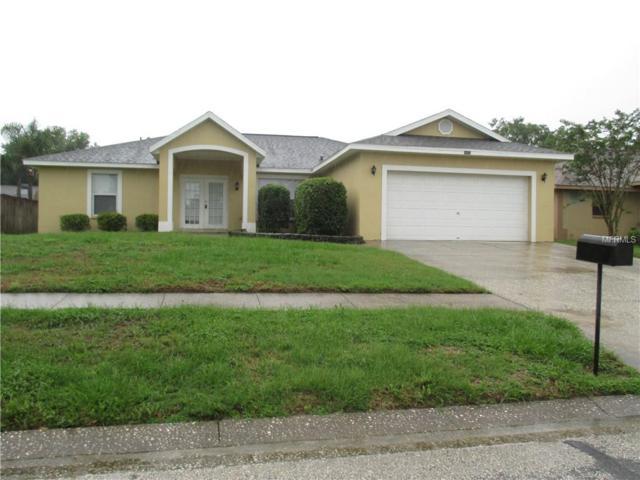 1625 Dusty Rose Lane, Brandon, FL 33510 (MLS #T3112565) :: The Duncan Duo Team