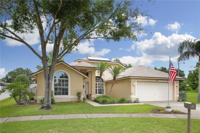 8901 Hannigan Court, Tampa, FL 33626 (MLS #T3112951) :: Griffin Group