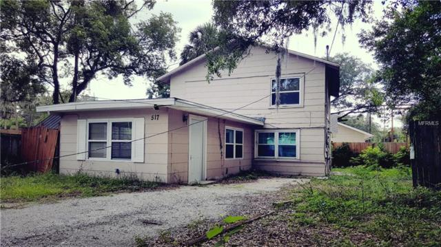 517 W Hanna Avenue, Tampa, FL 33604 (MLS #T3113255) :: Revolution Real Estate