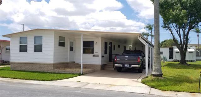 446 N Hibiscus Drive N #446, Pinellas Park, FL 33781 (MLS #T3113292) :: Team Bohannon Keller Williams, Tampa Properties