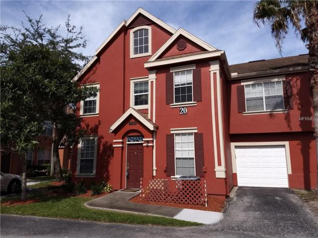 9380 Lake Chase Island Way #9380, Tampa, FL 33626 (MLS #T3113361) :: Team Bohannon Keller Williams, Tampa Properties