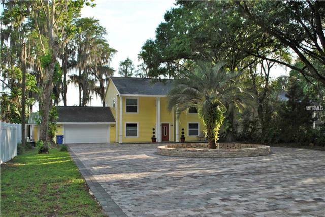1906 Van Dyke Road, Lutz, FL 33548 (MLS #T3113417) :: The Duncan Duo Team