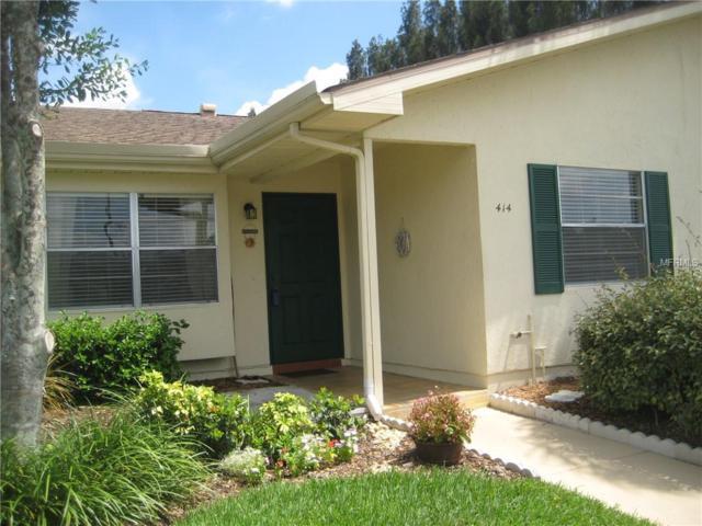 414 Bloom Court #414, Sun City Center, FL 33573 (MLS #T3113580) :: Team Bohannon Keller Williams, Tampa Properties