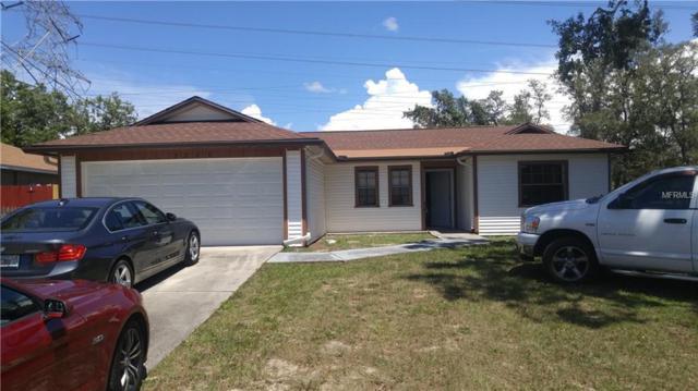 3200 Beaver Avenue, Spring Hill, FL 34609 (MLS #T3113584) :: The Lockhart Team