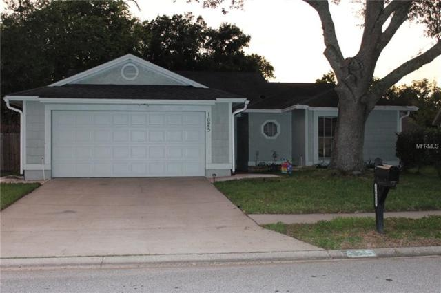 1625 Gunsmith Drive, Lutz, FL 33559 (MLS #T3113630) :: The Duncan Duo Team